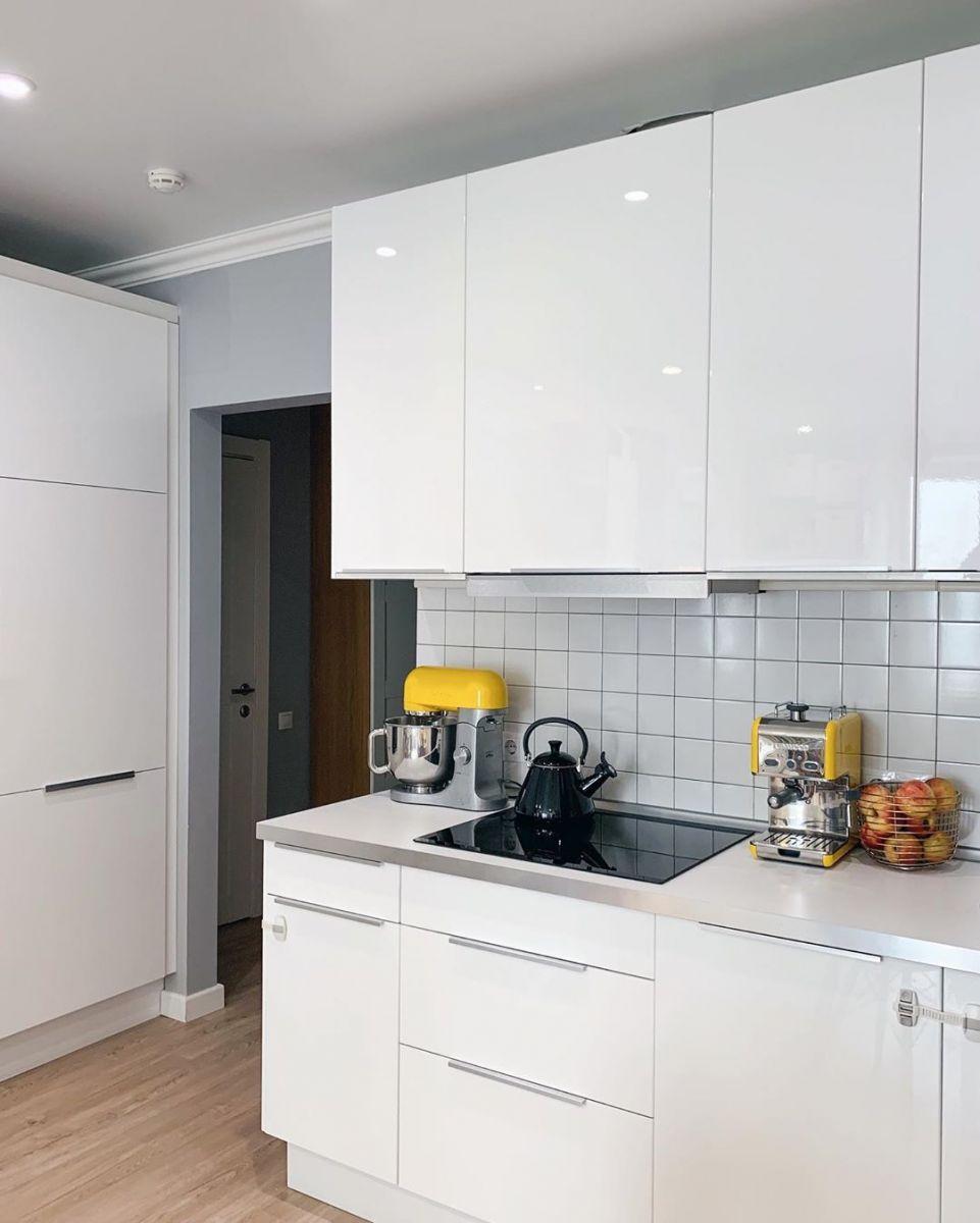 Белая кухня 2