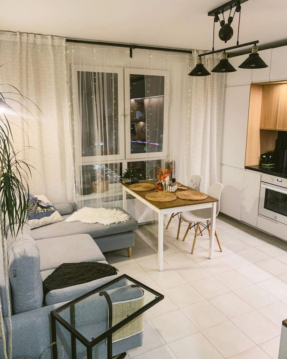 Белая кухня 4