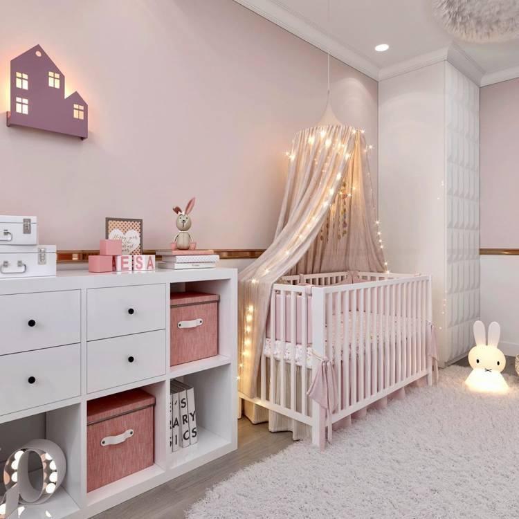Дизайн детской комнаты. Какой стиль выбрать и на каком цветовом решении остановиться 1