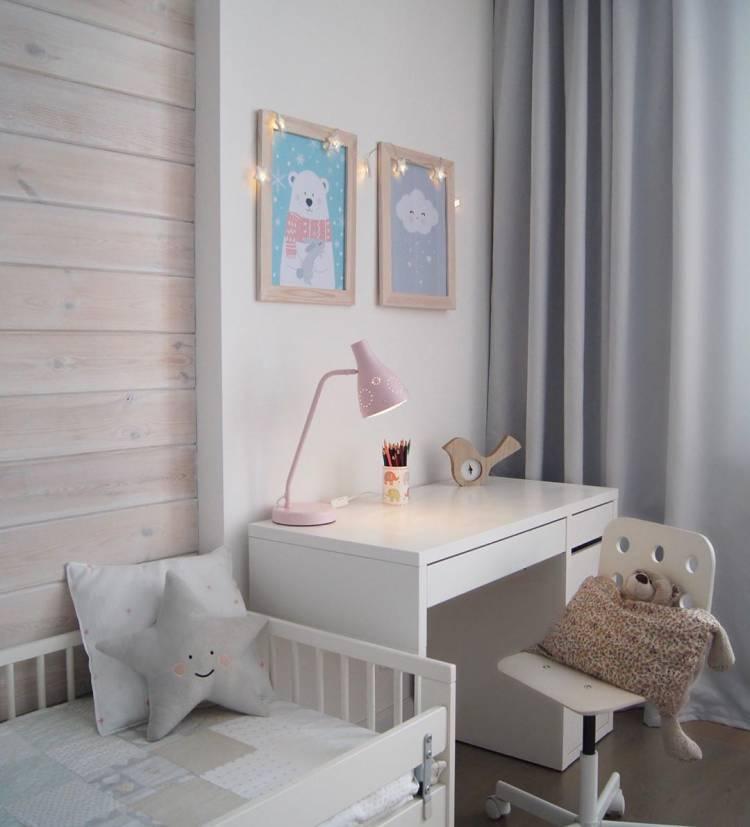 Дизайн детской комнаты. Какой стиль выбрать и на каком цветовом решении остановиться 3