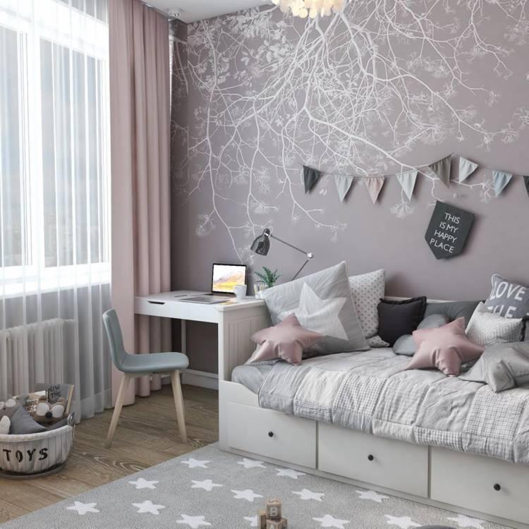 Дизайн детской комнаты. Какой стиль выбрать и на каком цветовом решении остановиться 2