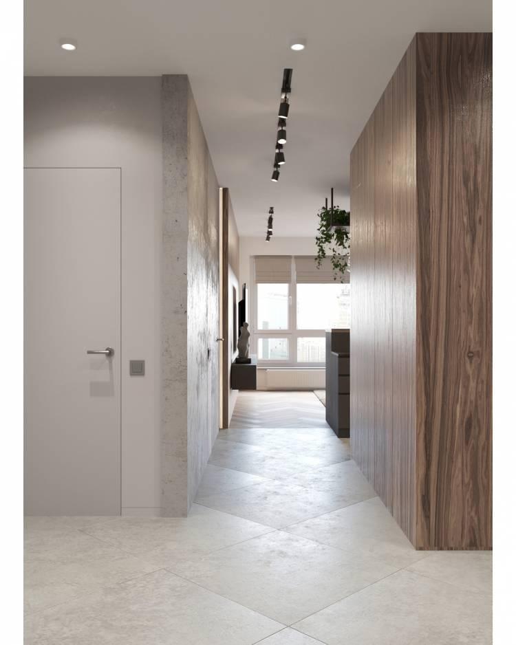 Дизайн коридора. Простые, но важные моменты, которых следует придерживаться 4