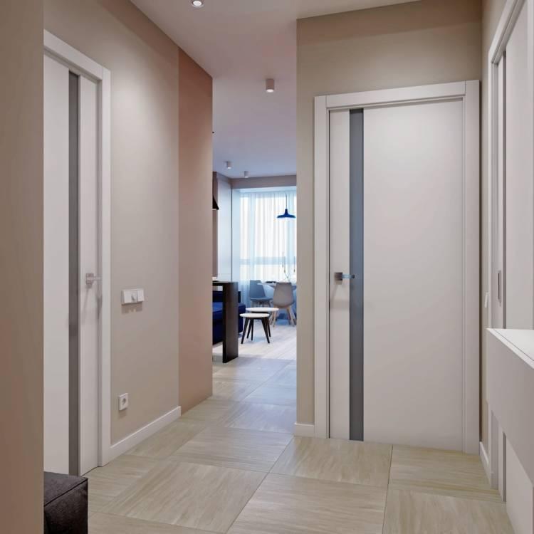 Дизайн коридора. Простые, но важные моменты, которых следует придерживаться 3