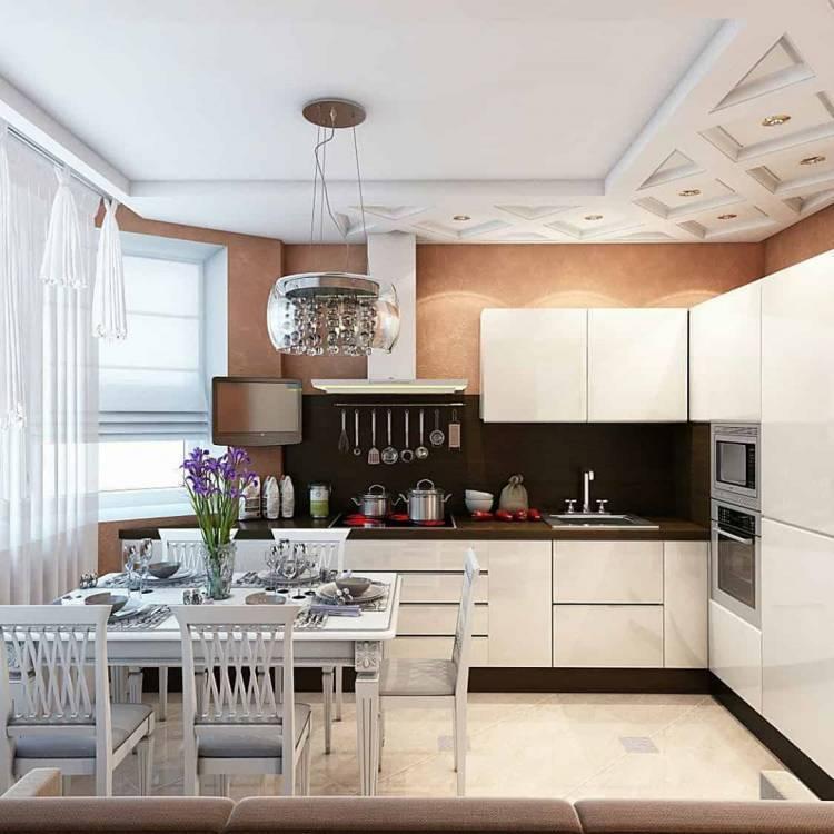 Дизайн кухни в частном доме. Основные стилистические направления и современные тенденции 2