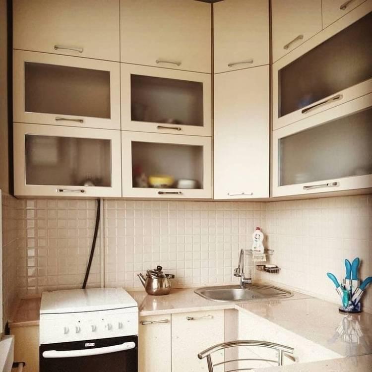 Дизайн маленькой кухни. Как разметить необходимый набор кухонной техники на небольшой площади 2