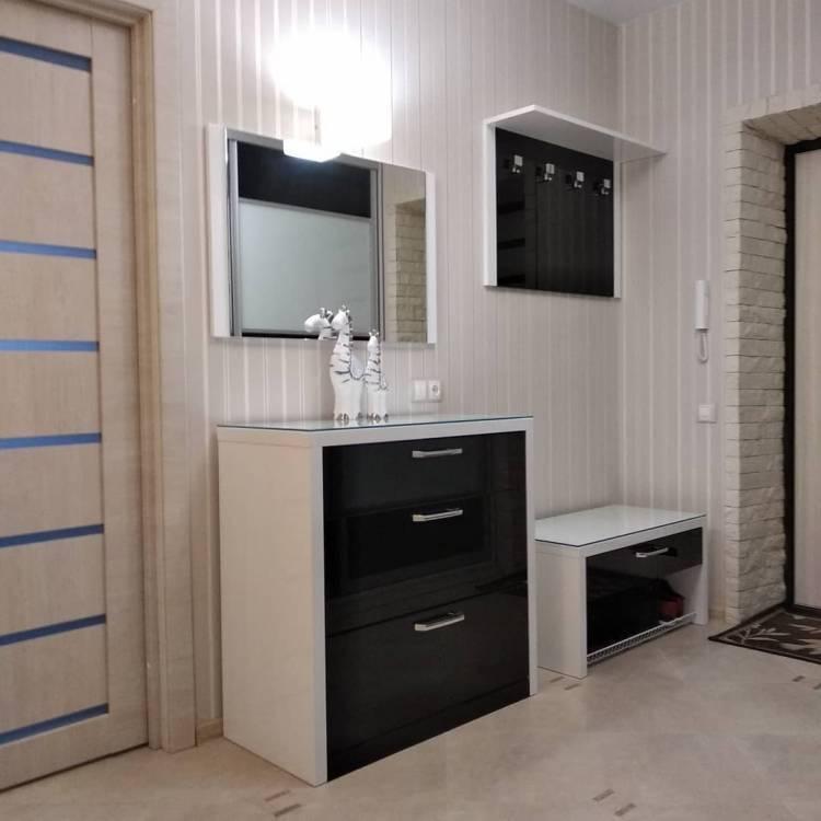 Дизайн прихожей. С него стоит начать продумывать дизайн интерьера всей квартиры 3