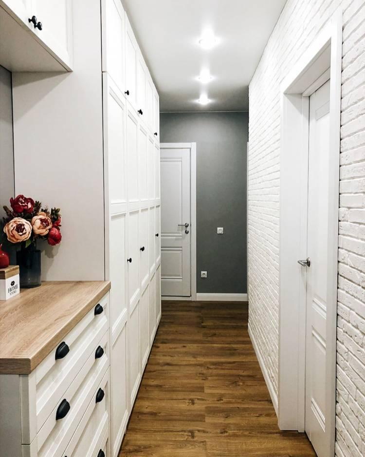 Дизайн прихожей. С него стоит начать продумывать дизайн интерьера всей квартиры 2
