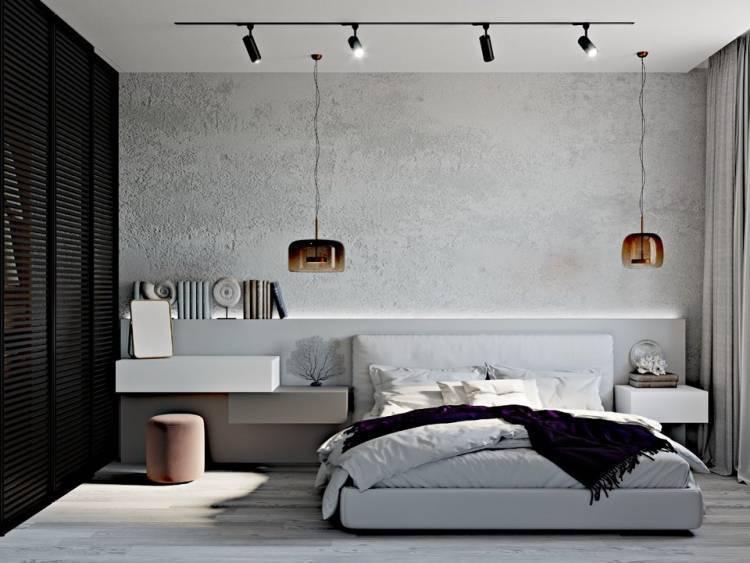Дизайн спальни. Комфортный отдых, расслабление и восстановление сил  5