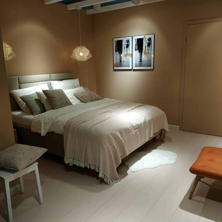Дизайн спальни. Комфортный отдых, расслабление и восстановление сил  3