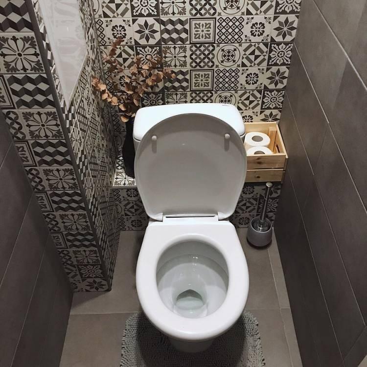 Дизайн туалета. Какие учесть основные моменты, сохранив базовый уровень комфорта в небольшом помещении 1