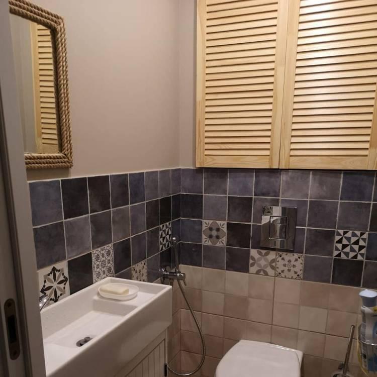 Дизайн туалета. Какие учесть основные моменты, сохранив базовый уровень комфорта в небольшом помещении 4