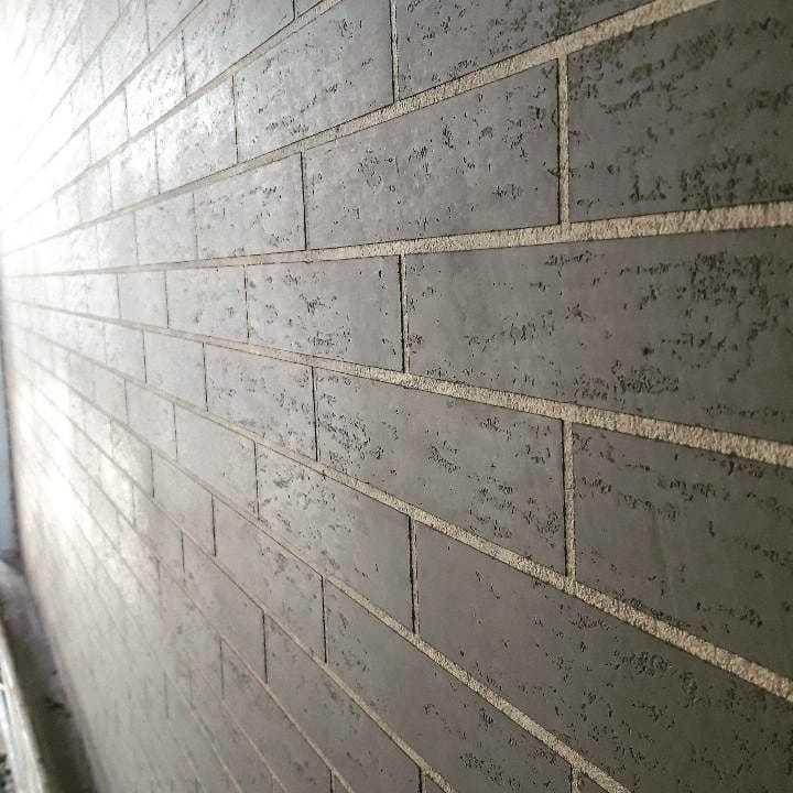 отделка стен - фасадная рельефная штукатурка