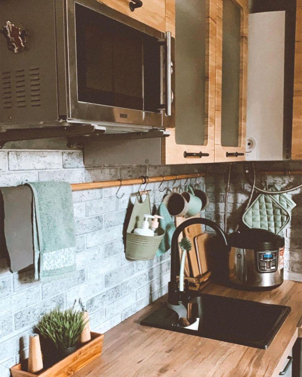 Ремонт кухни 1
