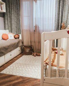 Дизайн дитячої кімнати.  Який стиль і колірне рішення вибрати