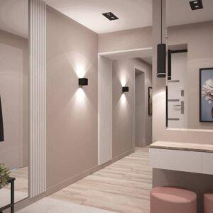 Дизайн коридора. Простые, но важные моменты, которых следует придерживаться. превью
