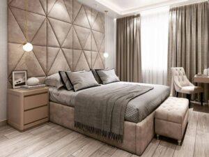 Інтер'єр спальні.  Важливі моменти та рекомендації щодо вибору стилю