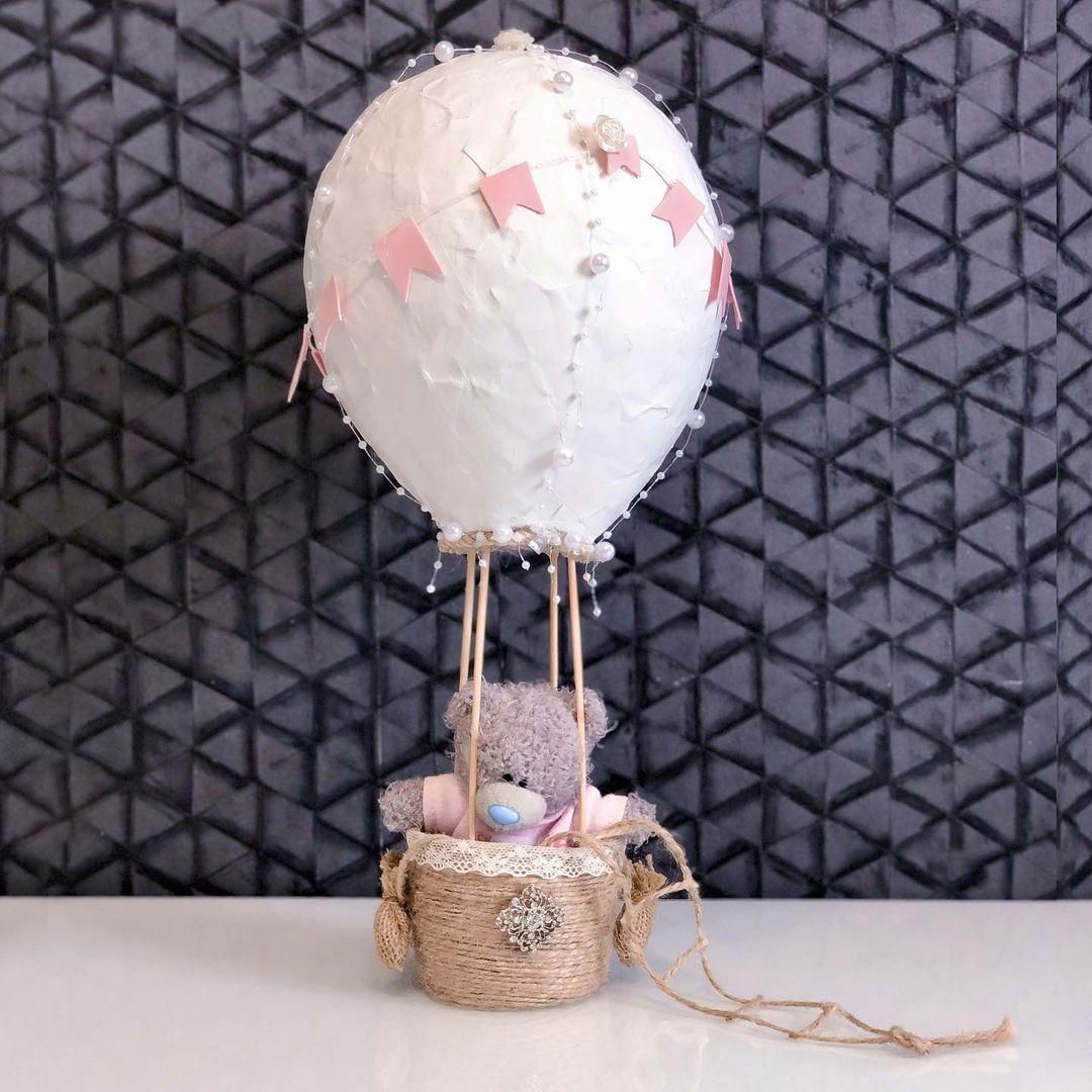 Воздушный шар своими руками - монгольфьер